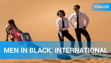 Men in Black: International - Trailer Deutsch Poster