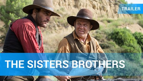 The Sisters Brothers - Trailer Deutsch Poster