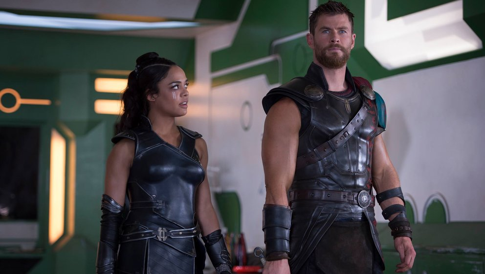 Thor Love and Thunder 4 Valkyrie Chris Hemsworth Tessa Thompson