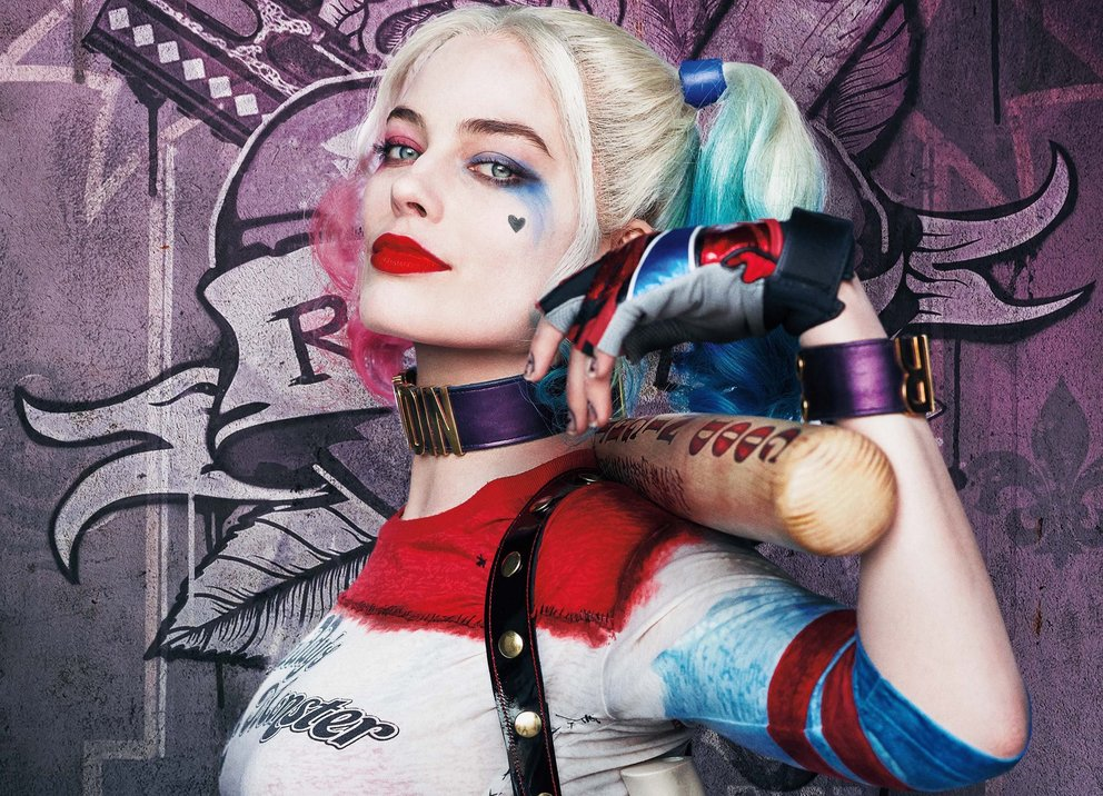 Margot Robbie Harley Quinn Suicide Squad 2 The Suicide Squad 2