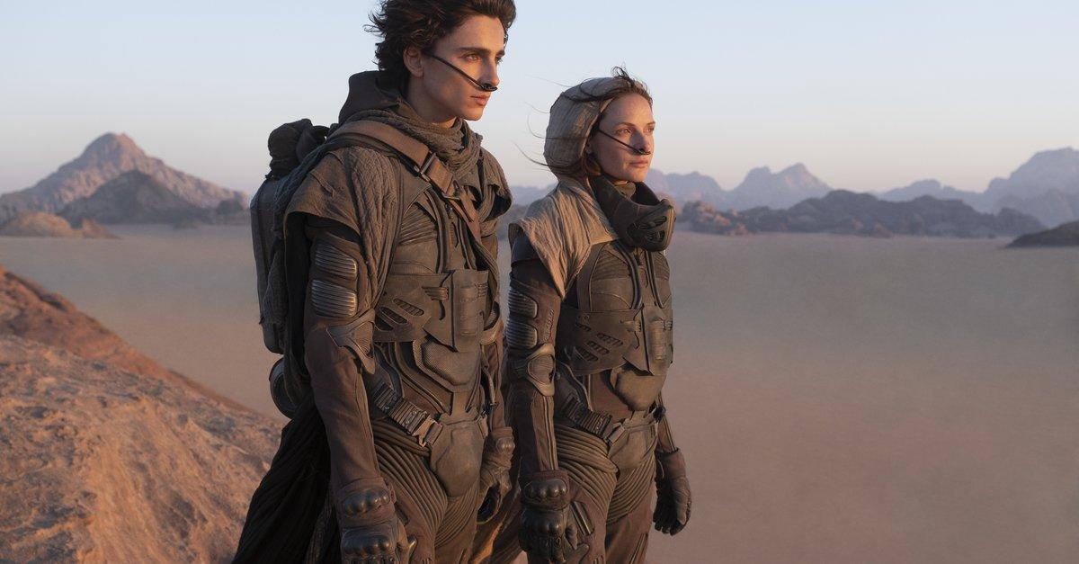 Dune Film (2021) · Trailer · Kritik · KINO.de