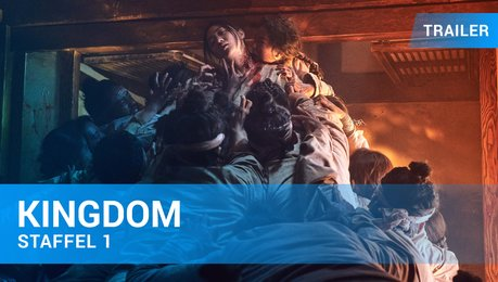 Kingdom Staffel 1 Trailer Deutsch Netflix Poster