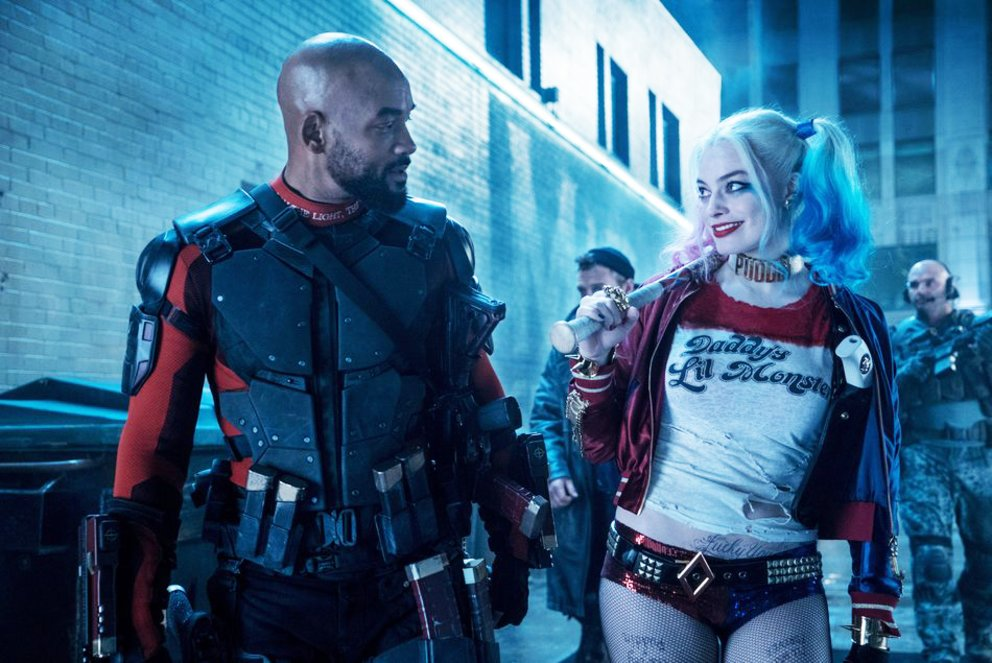Suicide Squad 2 Will Smith Margot Robbie Deadshot Harley Quinn