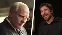 """Vice – Der zweite Mann"": Christian Bales Verwandlung in Dick Cheney (Video)"
