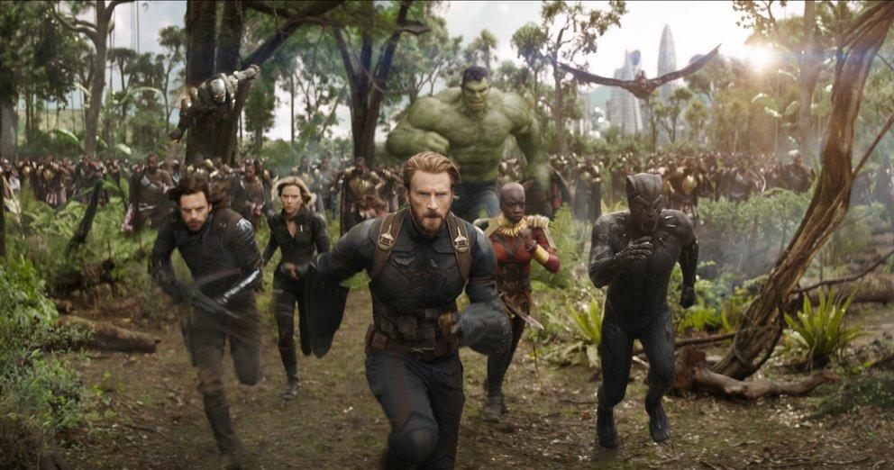 Avengers 4 Endgame Infinity War Trailer