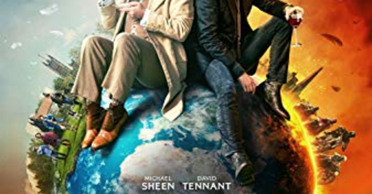 Good Omens Serie · Stream · Streaminganbieter ·
