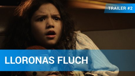 Lloronas Fluch - Trailer 2 Deutsch Poster