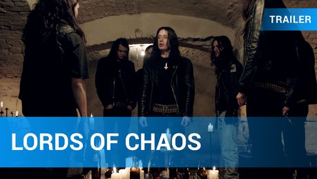 Lords of Chaos - Trailer Deutsch Poster