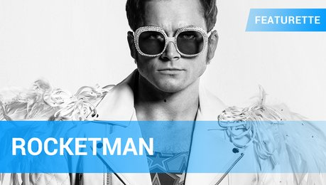 Rocketman - Featurette Deutsch Poster