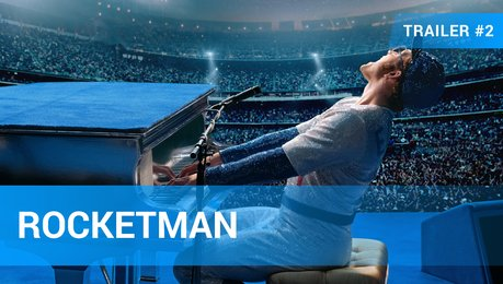 Rocketman - Trailer 2 Deutsch Poster
