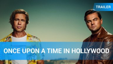 Once Upon a Time... in Hollywood Trailer