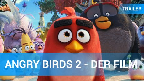 Angry Birds 2 - Trailer Deutsch Poster
