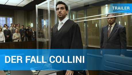 Der Fall Collini - Trailer Deutsch Poster