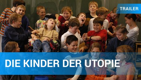 Die Kinder der Utopie - Trailer Deutsch Poster
