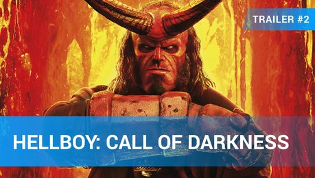 Hellboy: Call of Darkness - Trailer 2 Deutsch Poster