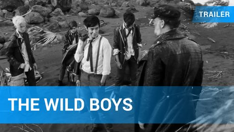 The Wild Boys - Trailer Deutsch Poster