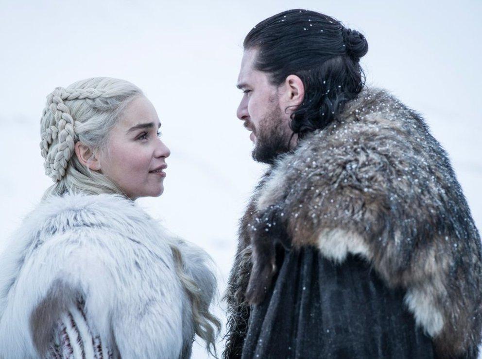 Jon Daenerys Verwandt