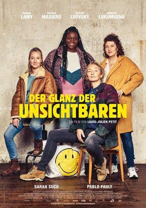 Plakat: DER GLANZ DER UNSICHTBAREN