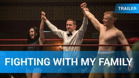 Fighting with my Family - Trailer Poster