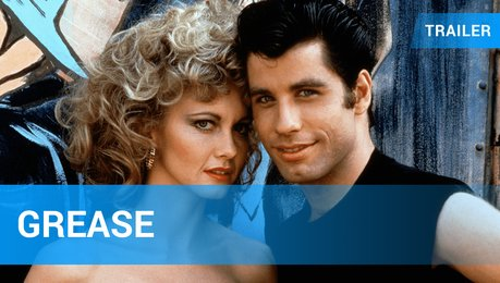 Grease - Trailer Poster