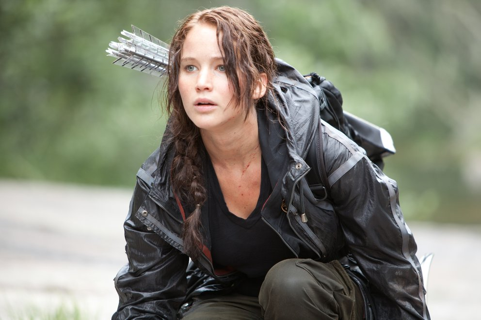 The Hunger Games Tribute von Panem Katniss Battle Royale