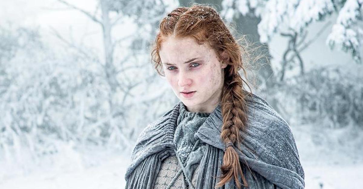 """""""""""Game of Thrones""""-Star Sophie Turner will Polizistin werden"""""""