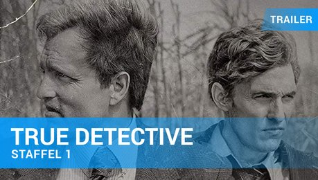 True Detective - Trailer Staffel 1 Deutsch Poster