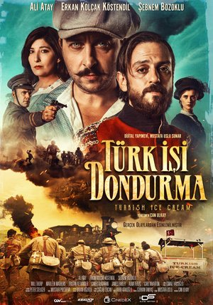 Turkish'i Dondurma Poster