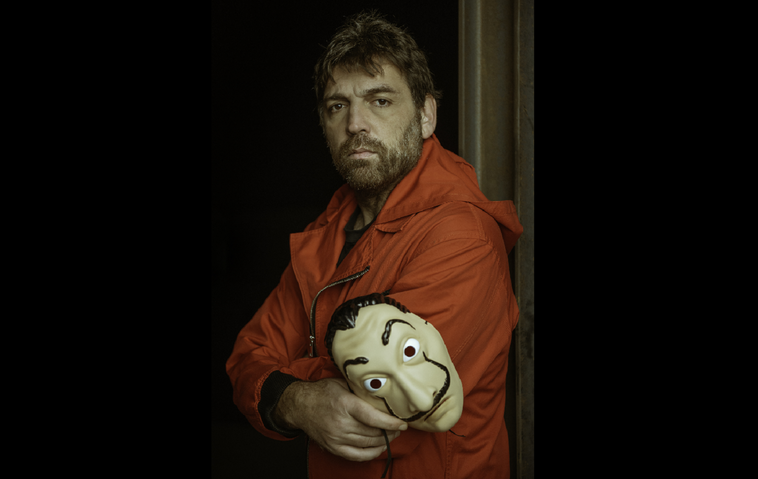 Haus Des Geldes Juanito Schauspieler