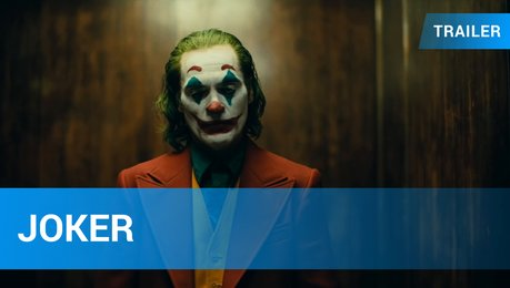 Joker - Trailer Deutsch Poster