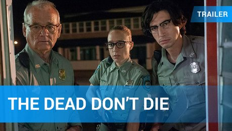 The Dead Don't Die - Trailer Deutsch Poster