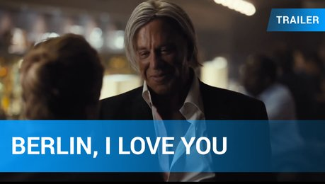 Berlin, I Love You - Trailer Englisch Poster