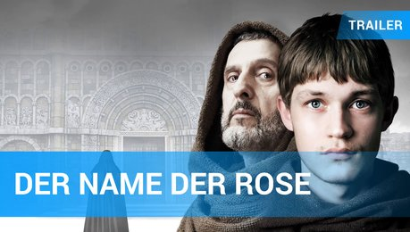Name der Rose Trailer 1 Poster