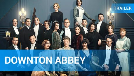 Downton Abbey - Trailer Deutsch Poster