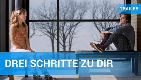 Drei Schritte zu Dir Trailer Deutsch