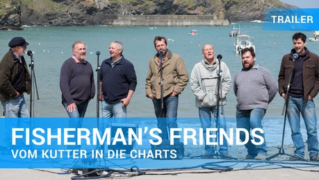 Fisherman's Friends - Trailer Deutsch Poster