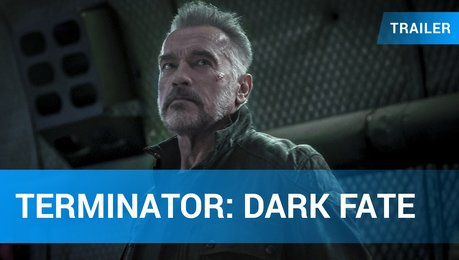 Terminator: Dark Fate - Trailer Deutsch Poster