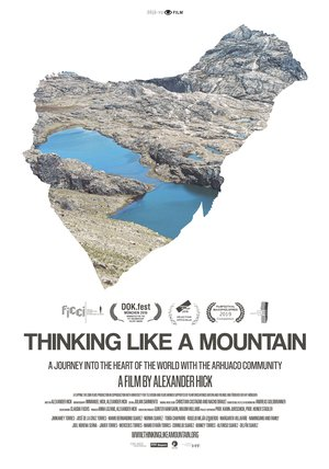 Thinking like a Mountain Poster