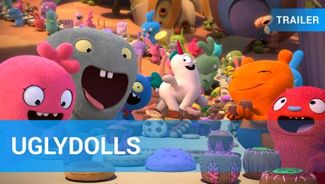 UglyDolls - Trailer Deutsch Poster