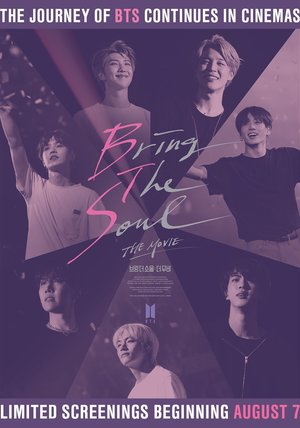 BTS - Bring The Soul: The Movie Poster