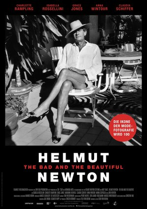 Helmut Newton – The Bad and the Beautiful Poster