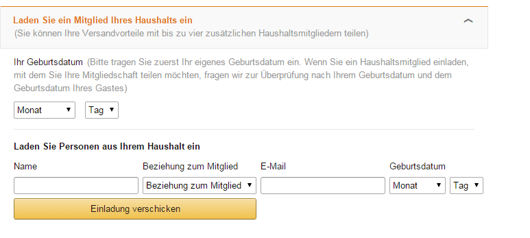Amazon Prime Mitgliedschaft KГјndigen