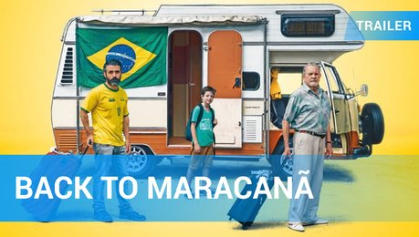Back to Maracana - Trailer Deutsch Poster