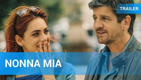 Nonna Mia - Trailer Deutsch Poster