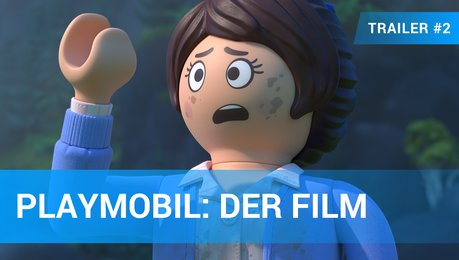 Playmobil - Der Film - Trailer 2 Deutsch Poster