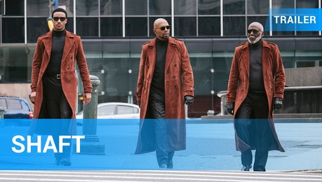 Shaft - Trailer Deutsch Poster