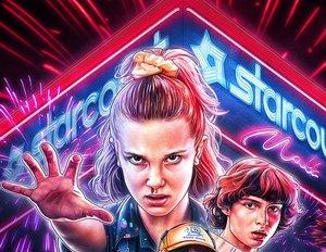 Stranger Things Serie Kinode