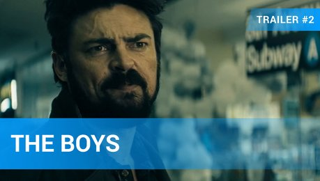 The Boys Trailer Amazon Deutsch Poster