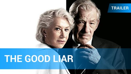 The Good Liar - Trailer Deutsch Poster