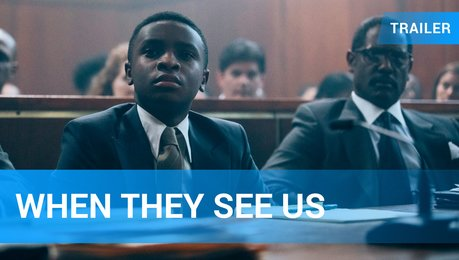 When They See Us Netflix Poster